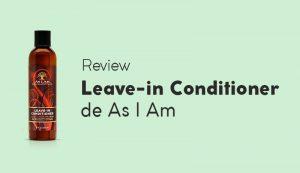 Opinión As I Am Leave-in Conditioner