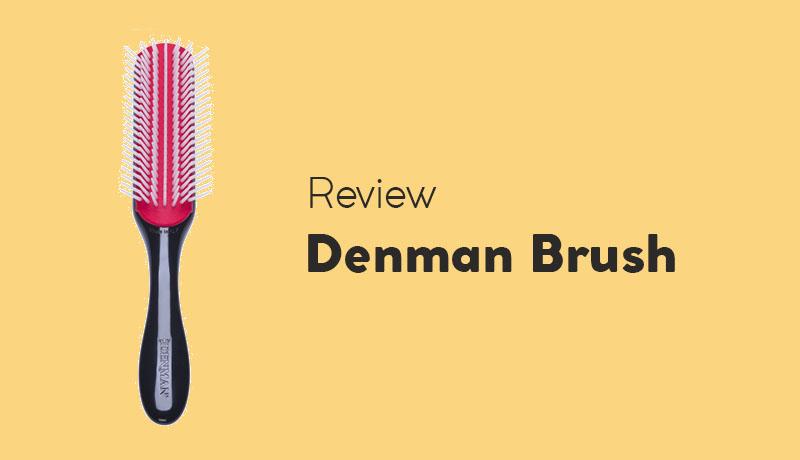 Review Denman Brush - Opinión