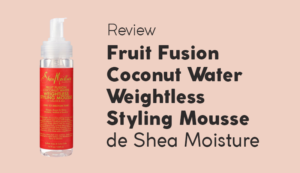 Fruit Fusion Weightless Styling Mousse - Opinión